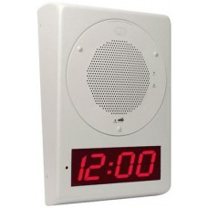 Wall Mount Clock Kit - Signal White