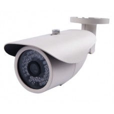 HD IP66 weather proof 3.1MP Day/Night Fixed Bullet IP Camera, 3.6mm fl, 1080p, PoE
