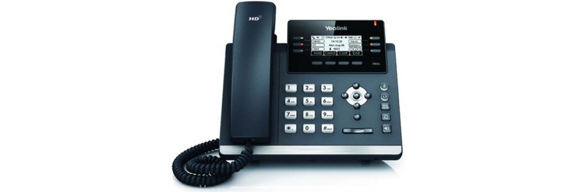 12 Line IP phone, 2.7'192x64 pixel graphical LCD with backlight,