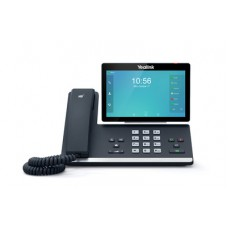 16 Line IP HD Android Phone, 7'' 1024 x 600 colour touch screen, HD voice, Dual Gig Ports, Built in Bluetooth and WiFi, USB 2.0 Port, No Camera Included
