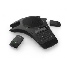 Snom IP Conference Phone, with 2 wireless MIC's